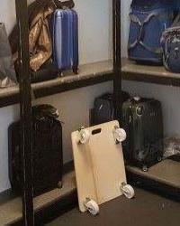 Luggage Storage Maasai Market