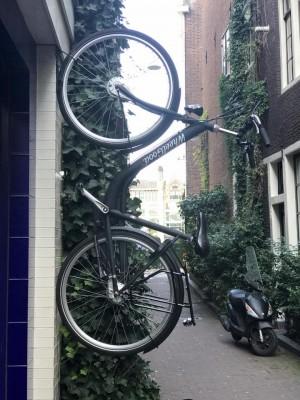 阿姆斯特丹中央火車站行李寄存