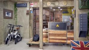 マラガ(Málaga)市内中心部の荷物預かりサービス