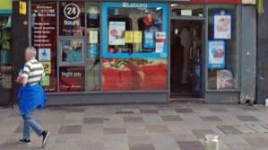 Deposito Bagagli Stazione Centrale di Cardiff