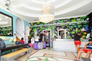 Deposito bagagli South Beach Miami