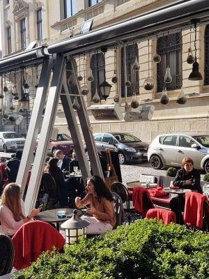 Consigna de equipaje Centro de Bucarest