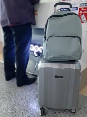 Consigna de equipaje Aeropuerto Internacional de Senai