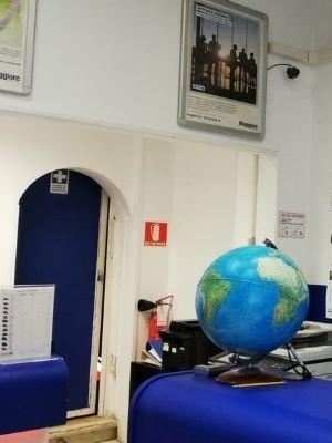 Consigna de equipaje Estación de tren de Livorno