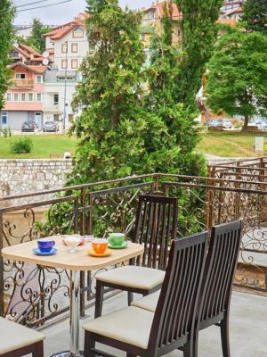 Consigna de equipaje Centro de Sarajevo