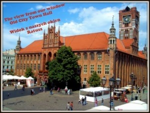 Consigna de equipaje Toruń Casco Antiguo