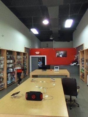 Consigne à Bagages Florida Center