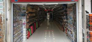 Depósito de bagagem Estação de Metro do Rossio