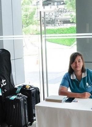 Przechowalnia bagażu Suvarnabhumi Lotnisko