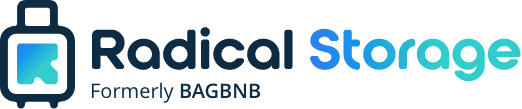 Radical, the luggage storage network - Find a luggage storage close to you, book your deposit online with Radical!